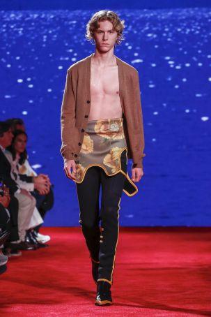 Calvin Klein 205W39NYC Men & Women Spring Summer 2019 New York24