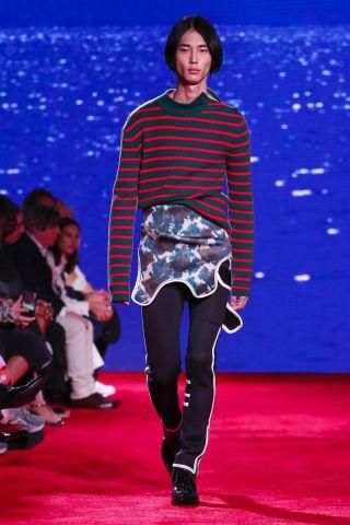 Calvin Klein 205W39NYC Men & Women Spring Summer 2019 New York26