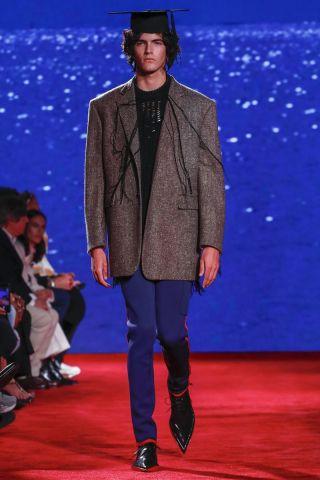 Calvin Klein 205W39NYC Men & Women Spring Summer 2019 New York33