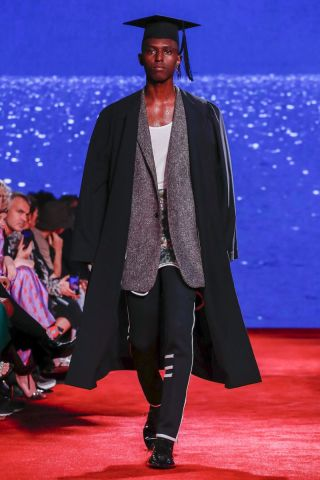 Calvin Klein 205W39NYC Men & Women Spring Summer 2019 New York34