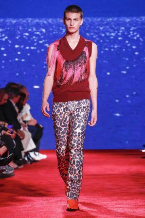 Calvin Klein 205W39NYC Men & Women Spring Summer 2019 New York6