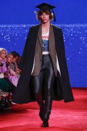Calvin Klein 205W39NYC Men & Women Spring Summer 2019 New York7
