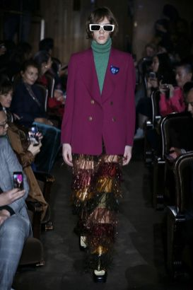 Gucci Ready To Wear Spring:Summer 2019 Paris13