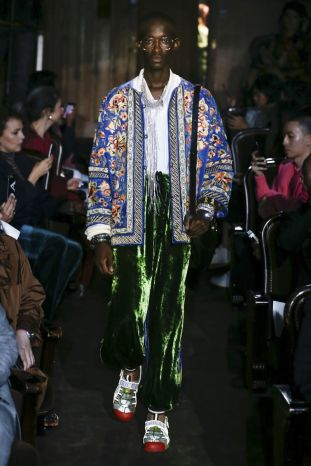 Gucci Ready To Wear Spring:Summer 2019 Paris18