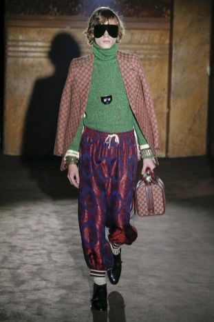 Gucci Ready To Wear Spring:Summer 2019 Paris21
