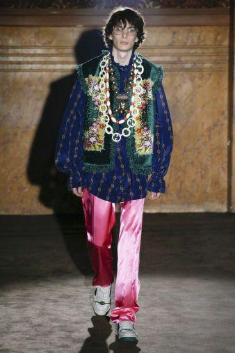 Gucci Ready To Wear Spring:Summer 2019 Paris31