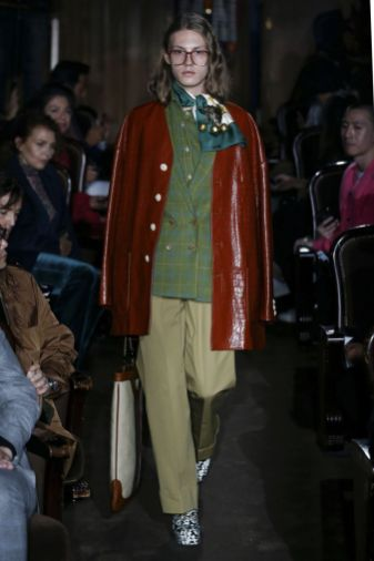 Gucci Ready To Wear Spring:Summer 2019 Paris33