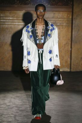Gucci Ready To Wear Spring:Summer 2019 Paris7