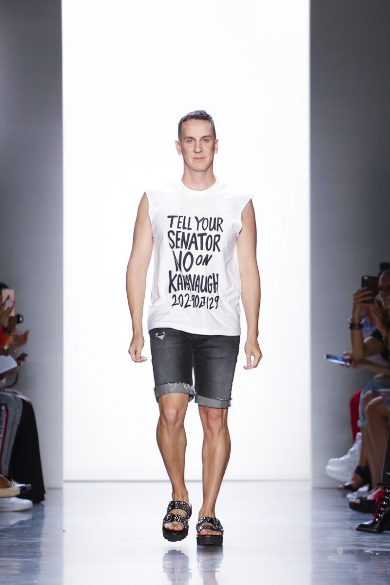 Jeremy Scott Ready To Wear Spring/Summer 2019 New York