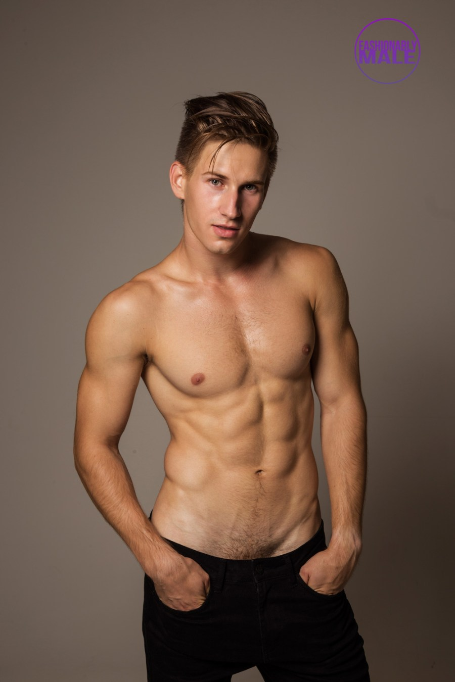Pretty Face & Hot Body This is Stas by Victor Lluncor