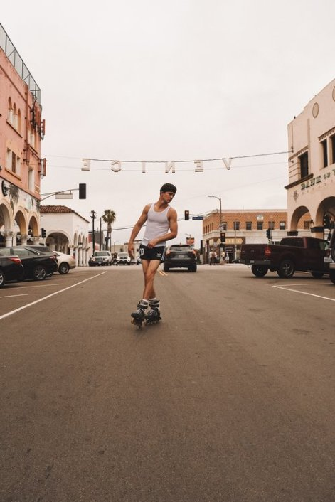 High Summer with Tommy Hackett for Men's Fashion Post