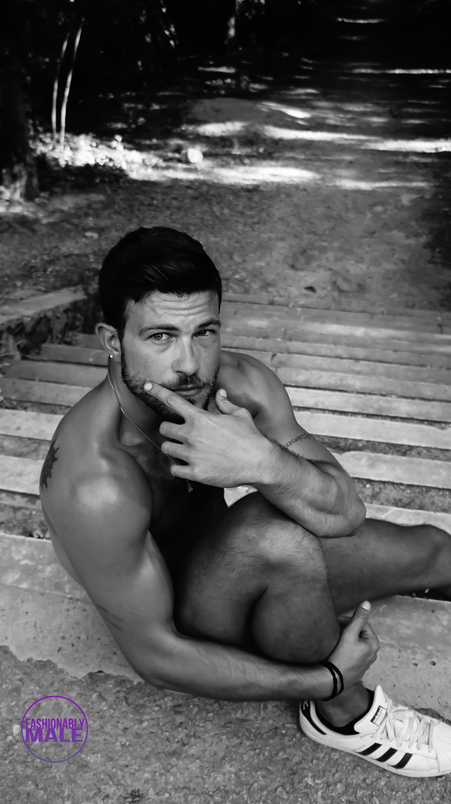 He's Your Man! Meet George Tsak by Raftopoulos Argiris Part II