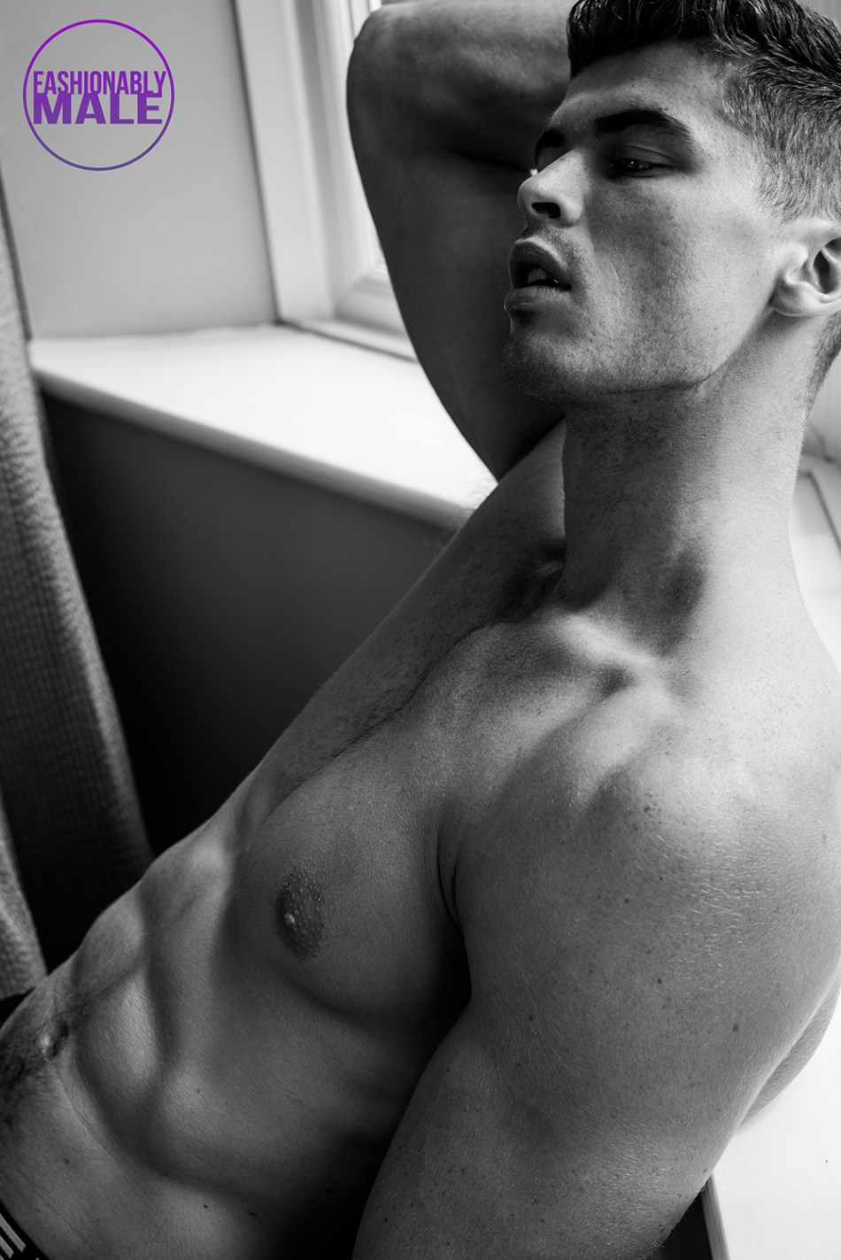 We're Swooning Over Harry Sellers and Photographer Dawn Collins