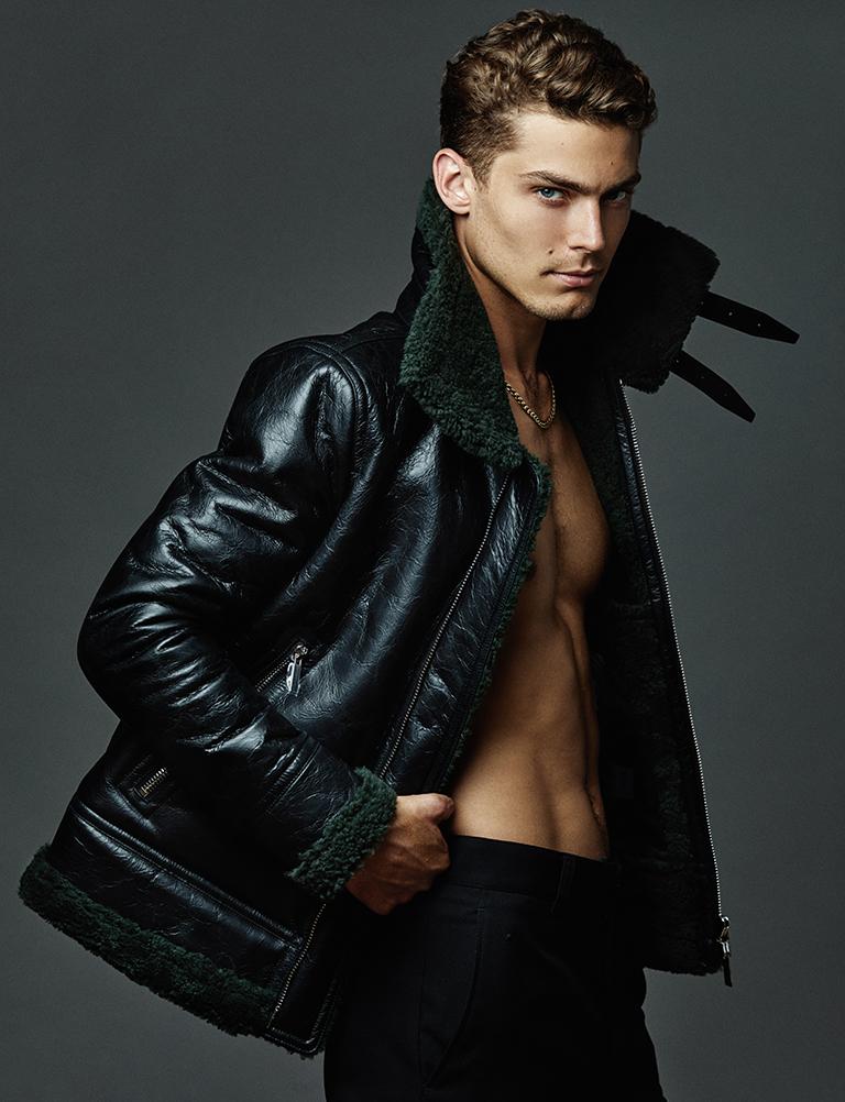 Here's Jacob Hankin in Rollacoaster Magazine