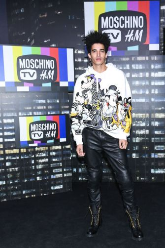Moschino [tv] x H&M Fall Winter 2018 New York People7