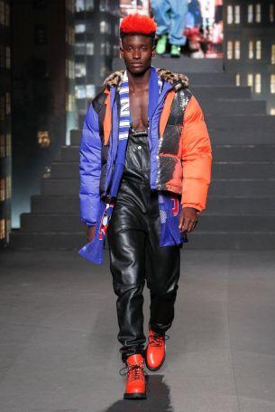 Moschino [tv] x H&M Fall Winter 2018 New York22