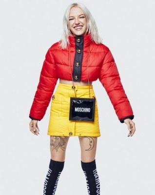 Moschino x H&M Lookbook24