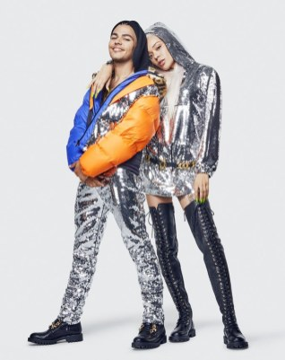 Moschino x H&M Lookbook25
