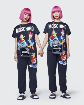 Moschino x H&M Lookbook48