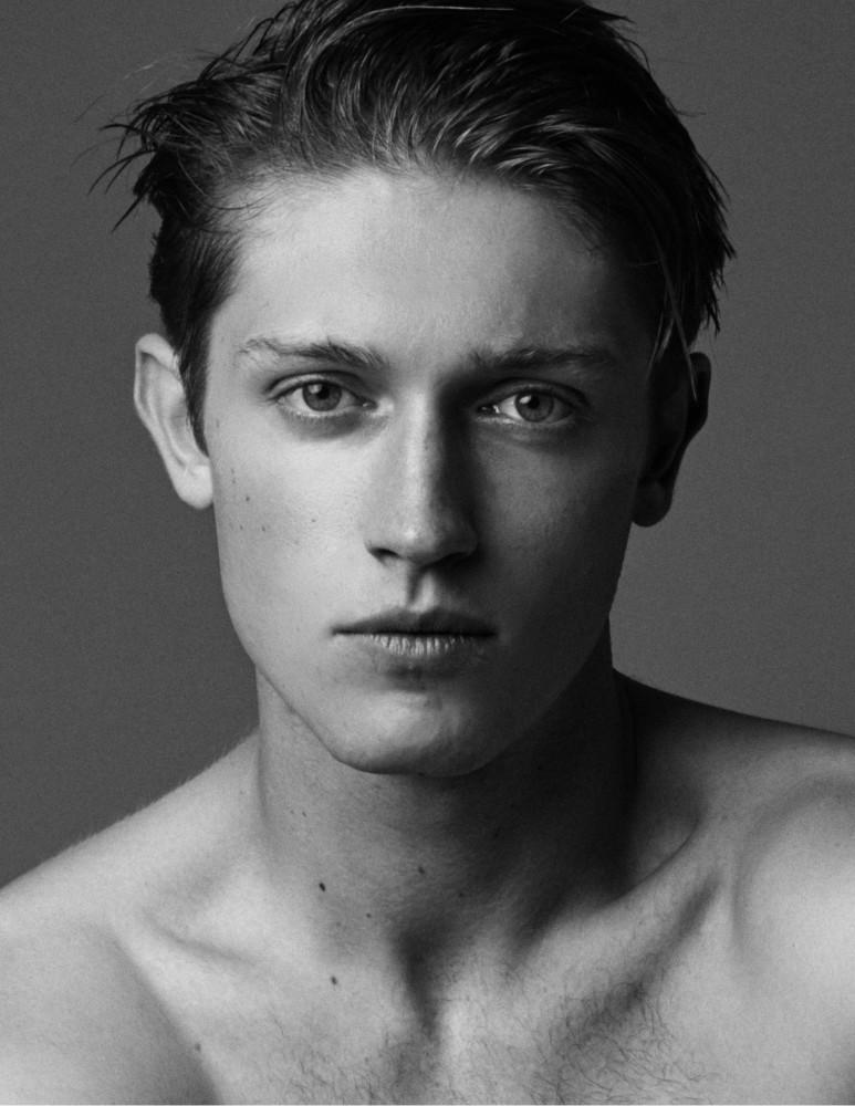 Model Alert: Callum Ball pics by Bartek Szmigulski