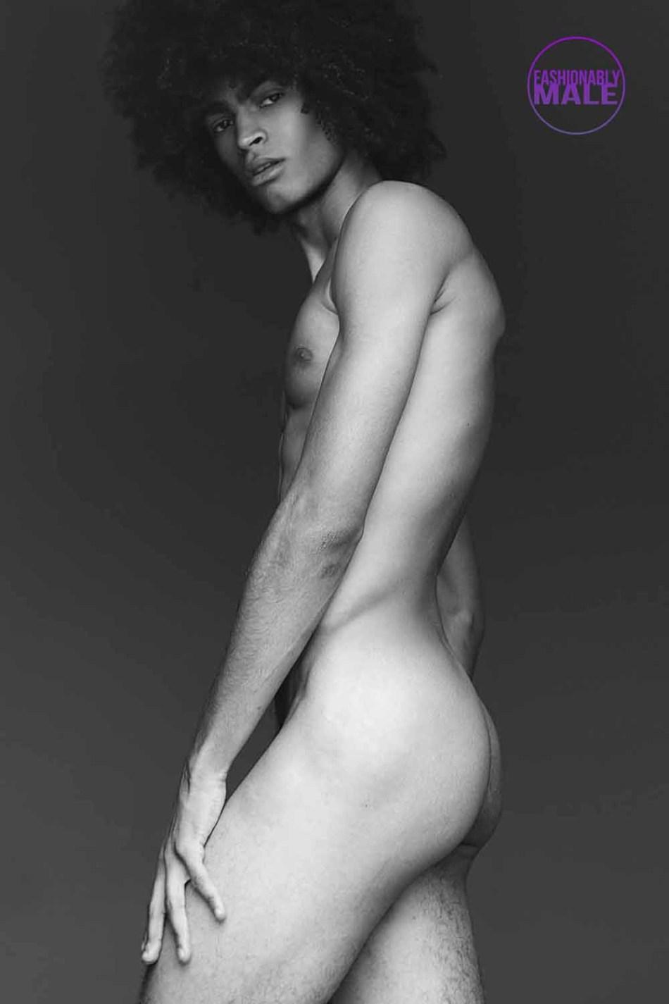 George - Soul of Ebony shots by Miguel Zaragozá