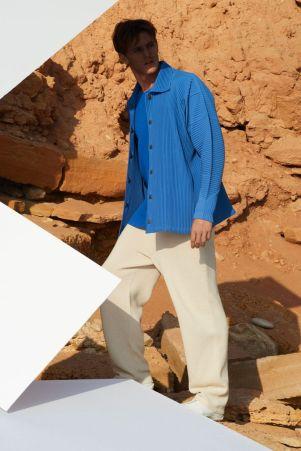 Homme Plissé Issey Miyake Menswear Spring Summer 201911