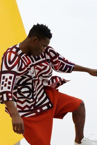 Homme Plissé Issey Miyake Menswear Spring Summer 201922