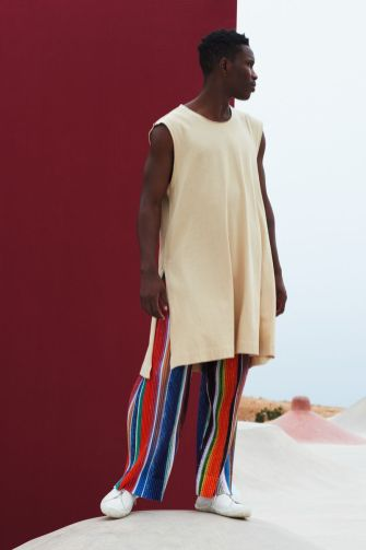 Homme Plissé Issey Miyake Menswear Spring Summer 201927