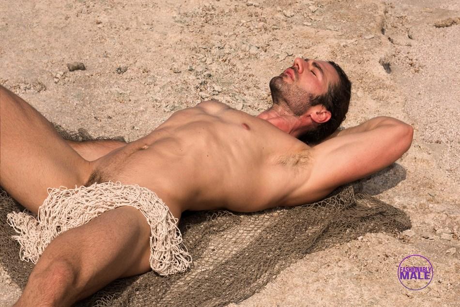 Perfect California Tan: Ryan Haringa by Benjamin Veronis