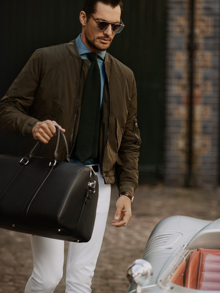 MANGO Man presents Icon of Style 2018: David Gandy