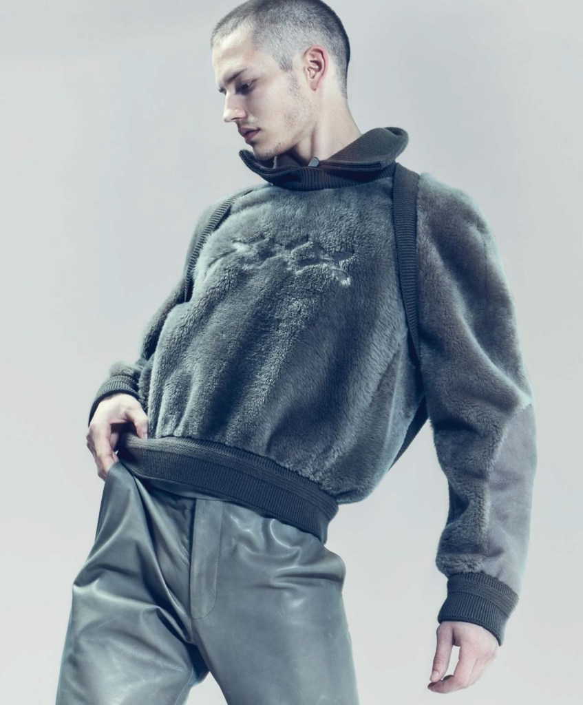 Texture Fusion at Essential Homme