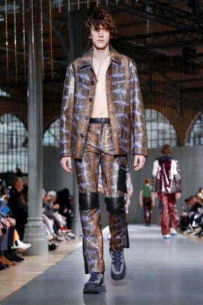 Acne Studios Menswear Fall Winter 2019 Paris14