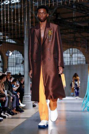 Acne Studios Menswear Fall Winter 2019 Paris16