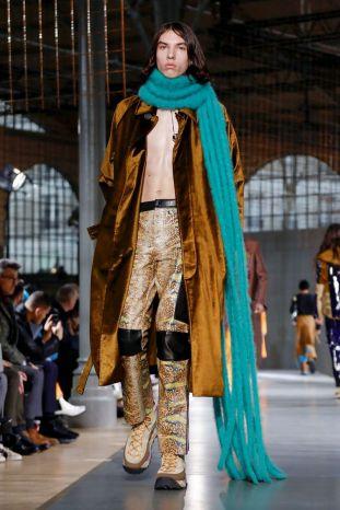 Acne Studios Menswear Fall Winter 2019 Paris35