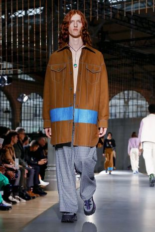 Acne Studios Menswear Fall Winter 2019 Paris38