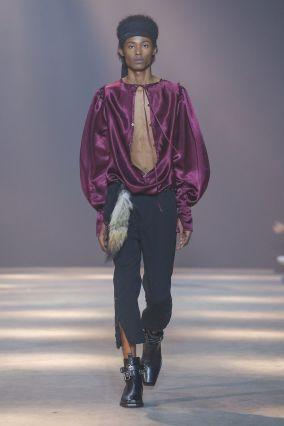 Ann Demeulemeester Menswear Fall Winter 2019 Paris12