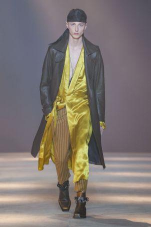 Ann Demeulemeester Menswear Fall Winter 2019 Paris23