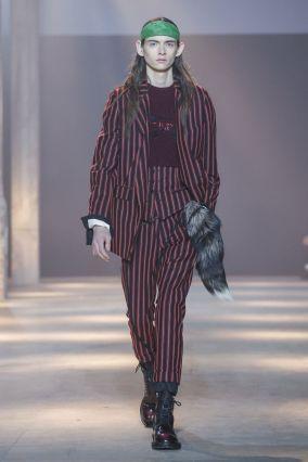 Ann Demeulemeester Menswear Fall Winter 2019 Paris4