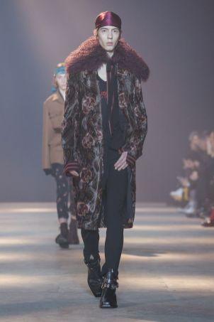 Ann Demeulemeester Menswear Fall Winter 2019 Paris40