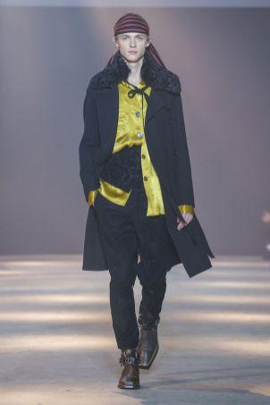 Ann Demeulemeester Menswear Fall Winter 2019 Paris42