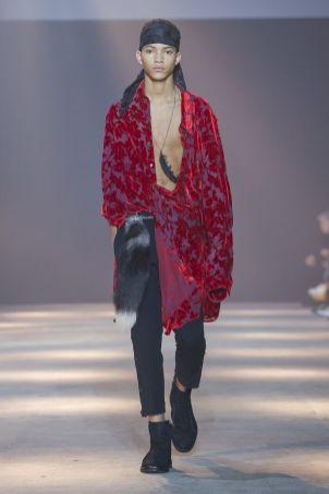 Ann Demeulemeester Menswear Fall Winter 2019 Paris45