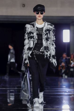 Balmain Homme Menswear Fall Winter 2019 Paris12