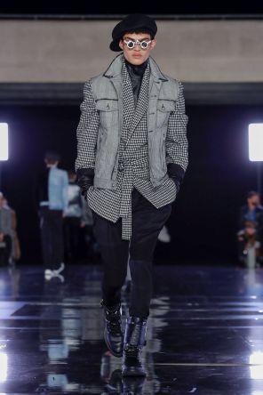 Balmain Homme Menswear Fall Winter 2019 Paris17