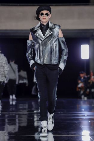 Balmain Homme Menswear Fall Winter 2019 Paris29