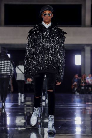 Balmain Homme Menswear Fall Winter 2019 Paris3