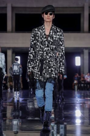 Balmain Homme Menswear Fall Winter 2019 Paris34