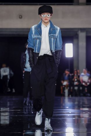 Balmain Homme Menswear Fall Winter 2019 Paris36