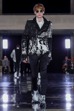 Balmain Homme Menswear Fall Winter 2019 Paris4