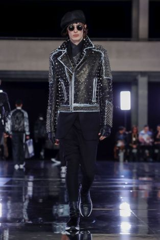 Balmain Homme Menswear Fall Winter 2019 Paris41