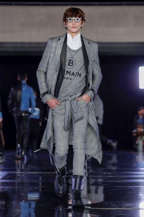 Balmain Homme Menswear Fall Winter 2019 Paris44
